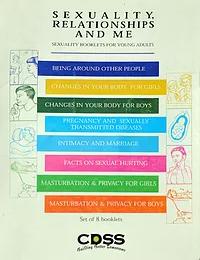 ספר על חינוך מיני של ילדים ובוגרים עם פיגור שכלי